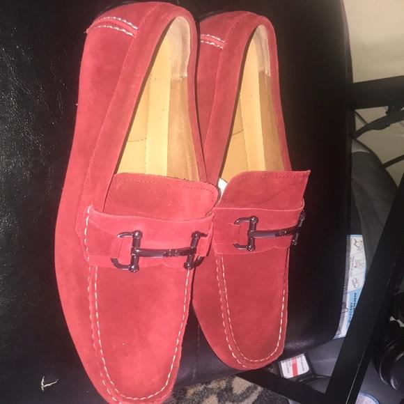 Alfani Shoes   Alfani Mens James Suede
